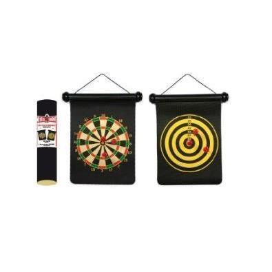 cible magn tique jeu de fl chettes r versible 3 achat vente jeu soci t plateau cible. Black Bedroom Furniture Sets. Home Design Ideas