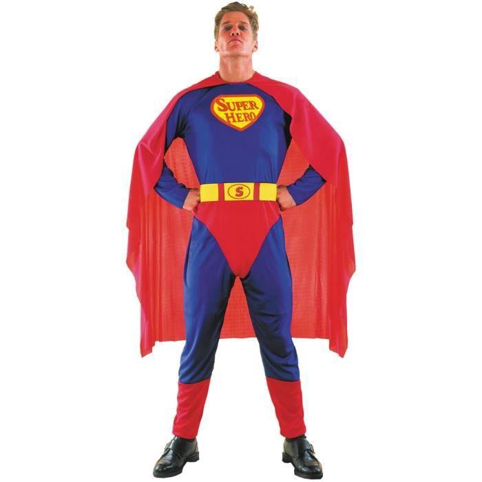 Costume super heros achat vente d guisement panoplie les soldes sur cdiscount cdiscount - Costume de super heros ...