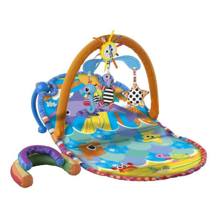 lamaze tapis d 233 veil oc 233 an 2 en 1 achat vente tapis 233 veil aire b 233 b 233 0796714271552 les