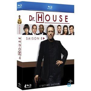 BLU-RAY SÉRIE Blu-Ray Coffret dr House, saison 8