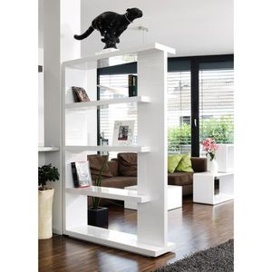 meuble separation blanc achat vente meuble separation. Black Bedroom Furniture Sets. Home Design Ideas