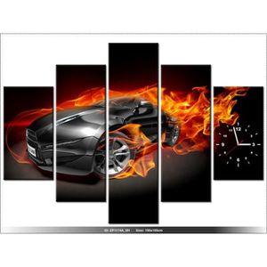 Tableaux muraux cars achat vente tableaux muraux cars pas cher cdiscount - Tableaux decoratifs muraux ...