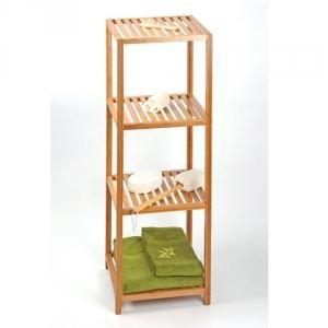 etag re 4 niveaux de rangement pour salle de bain achat vente colonne salle de bain etag re. Black Bedroom Furniture Sets. Home Design Ideas
