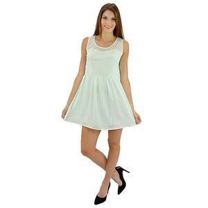 robe vert d eau achat vente robe vert d eau pas cher cdiscount. Black Bedroom Furniture Sets. Home Design Ideas