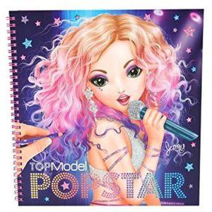 Livre styliste a dessiner achat vente jeux et jouets pas chers - Top model coloriage livre ...