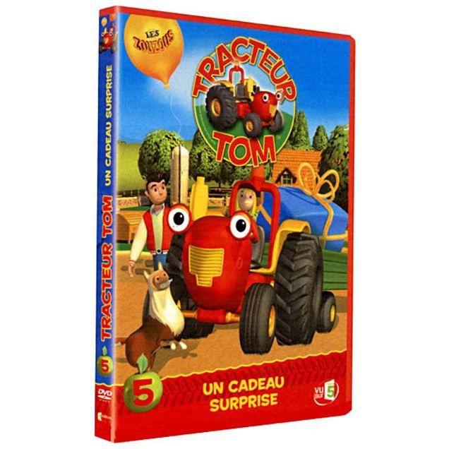 Tracteur tom dvd - Tracteure tom ...