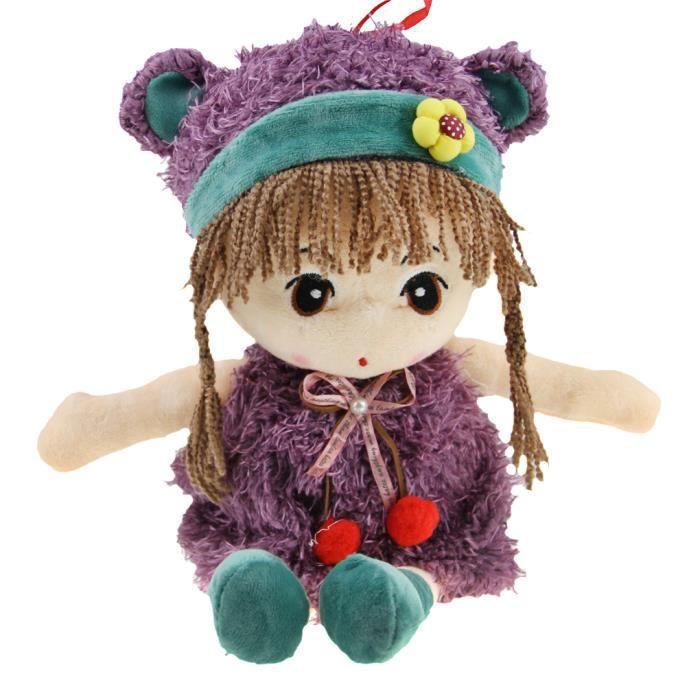 b b cadeau jouet fille enfant poup es de chiffon poup e princesse poupon doudou mini poup e. Black Bedroom Furniture Sets. Home Design Ideas