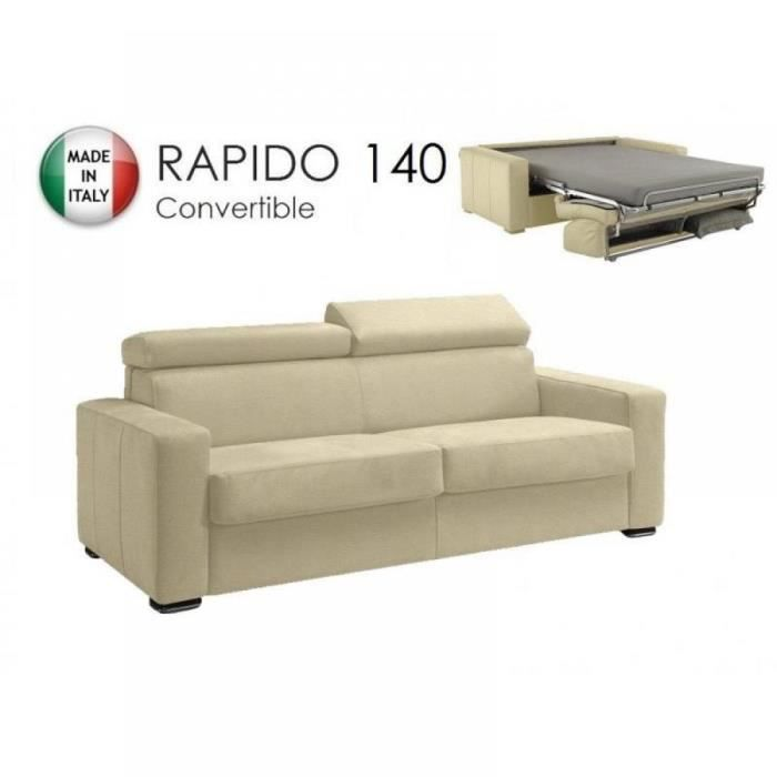 Canape rapido cuir 28 images canap 233 convertible for Achat canape cuir