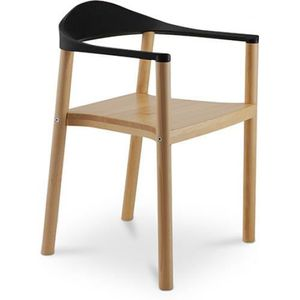 Chaise scandinave accoudoirs achat vente chaise scandinave accoudoirs pas - Chaise bois design scandinave ...