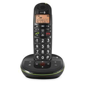 Téléphone fixe Doro PhoneEasy 105WR Téléphone répondeur sans fil