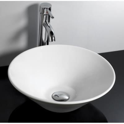vasque poser ronde conica achat vente lavabo vasque vasque poser ronde conica cdiscount. Black Bedroom Furniture Sets. Home Design Ideas