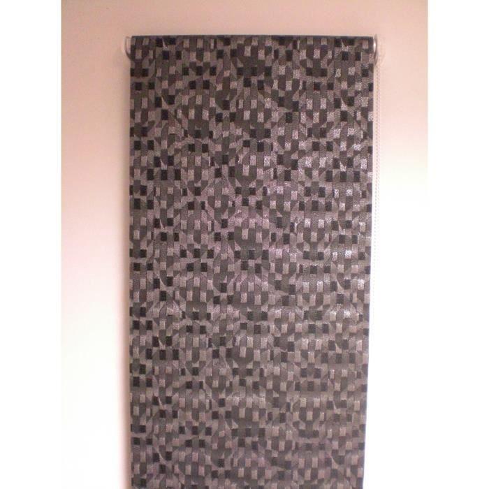store rouleau toile tamisante 80 x 190 cm achat vente store de fen tre cdiscount. Black Bedroom Furniture Sets. Home Design Ideas