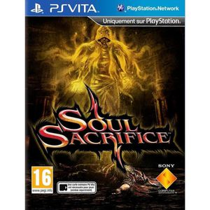 JEU PS VITA Soul Sacrifice Jeu PS Vita
