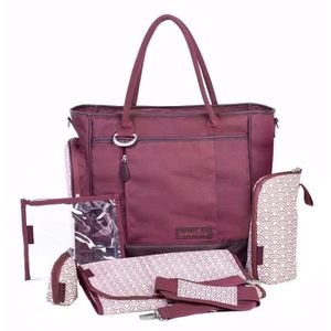 SAC À LANGER BABYMOOV Sac à Langer Essential Bag Cherry