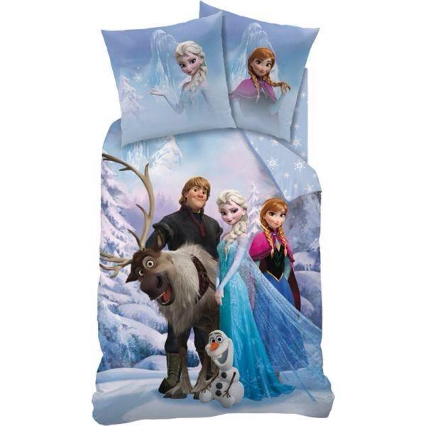 housse de couette frozen reine des neiges achat vente. Black Bedroom Furniture Sets. Home Design Ideas