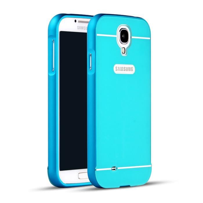 coque du bo tier bumper pour samsung galaxy s4 i9500 tui. Black Bedroom Furniture Sets. Home Design Ideas