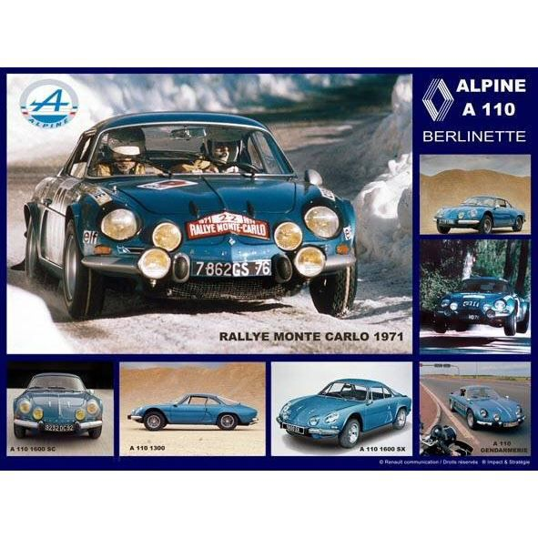 alpine a110 achat vente alpine a110 pas cher cdiscount. Black Bedroom Furniture Sets. Home Design Ideas