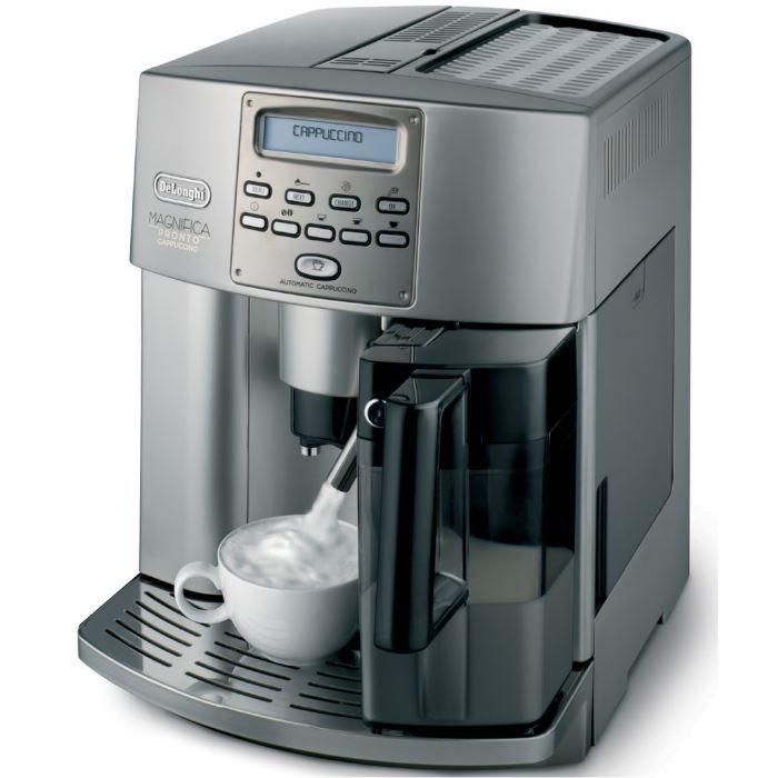 Delonghi machine automatique expresso avec broye achat vente machine - Machine cafe delonghi avec broyeur ...