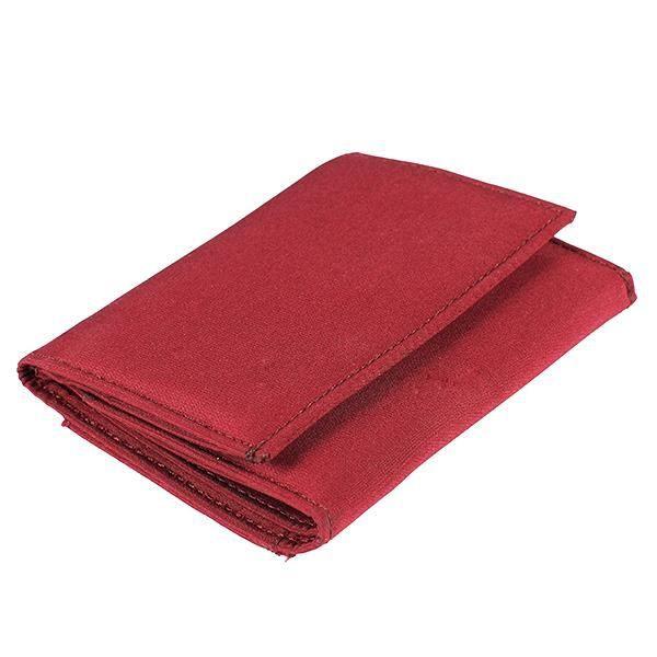 Porte monnaie microfibre rouge bordeaux rouge achat vente porte monnaie 3411800048555 for Achat porte interieur bordeaux