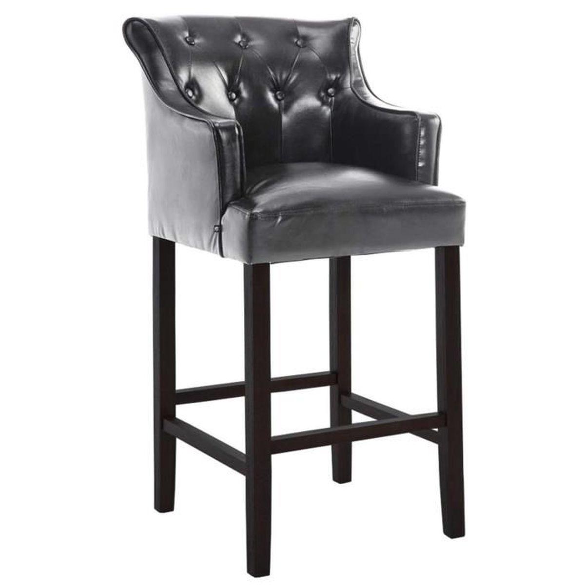 tabouret de bar 63 cm maison design. Black Bedroom Furniture Sets. Home Design Ideas