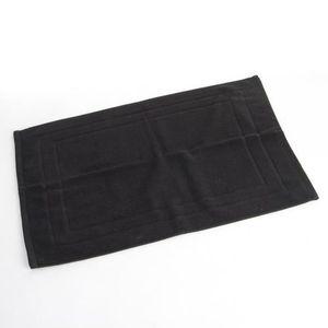 TAPIS DE BAIN  Tapis de bain - 70 x 50 - Noir