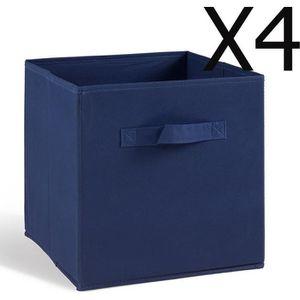panier rangement tissu achat vente panier rangement. Black Bedroom Furniture Sets. Home Design Ideas