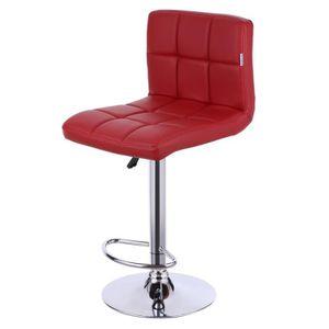 chaise de bar par 2 achat vente chaise de bar par 2 pas cher cdiscount. Black Bedroom Furniture Sets. Home Design Ideas