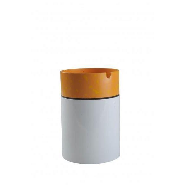 Cendrier en forme de cigarette dia 7 5 cm x h 11cm fumer for Cendrier de jardin