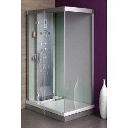 cabine de douche kinedo kinedouche 4000 version achat vente cabine de douche cabine de. Black Bedroom Furniture Sets. Home Design Ideas