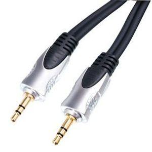 cable audio jack 3 5 3 5 haute qualit 1 5 m tres c ble. Black Bedroom Furniture Sets. Home Design Ideas