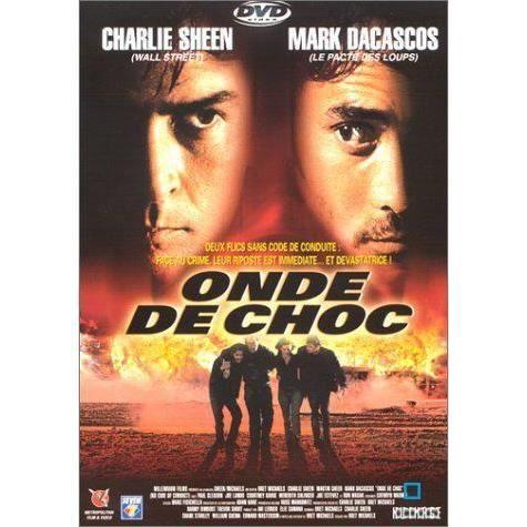 DVD Onde de choc en dvd film pas cher - Cdiscount