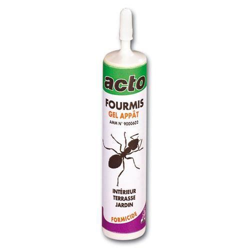 formicide fourmis gel app t acto achat vente produit insecticide fourmis gel app t acto. Black Bedroom Furniture Sets. Home Design Ideas