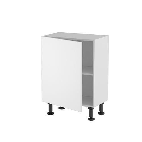 Meuble cuisine bas 60cm petite profondeur 1 por achat for Element de cuisine haut et bas