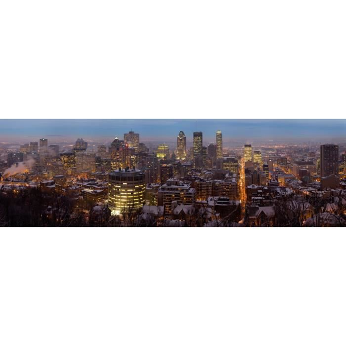 Sticker mural montreal panoramique dimensions achat for Achat premiere maison montreal
