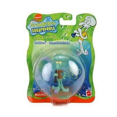 Figurine bob l eponge carlo tentacule achat vente figurine personnage cdiscount - Carlo bob l eponge ...