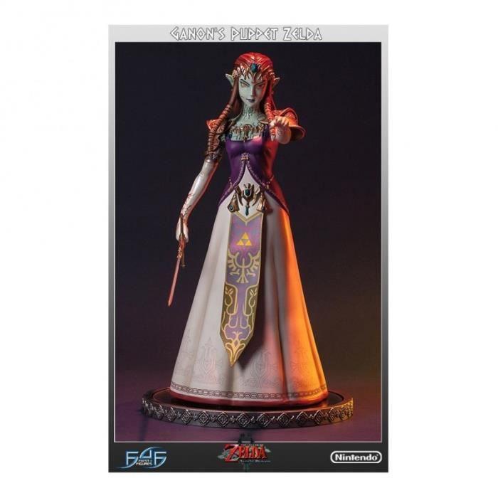 Statue legend of zelda twilight princess zelda ganon 39 s for Achat maison zelda