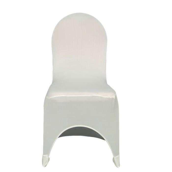 Housse de chaise extensible achat vente housse de for Housse de fauteuil extensible pas cher