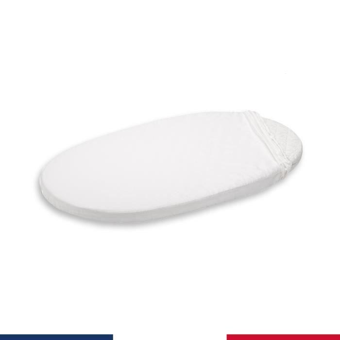 drap housse 30x66 matelas berceau ovale achat vente drap housse matelas 3863349207557. Black Bedroom Furniture Sets. Home Design Ideas