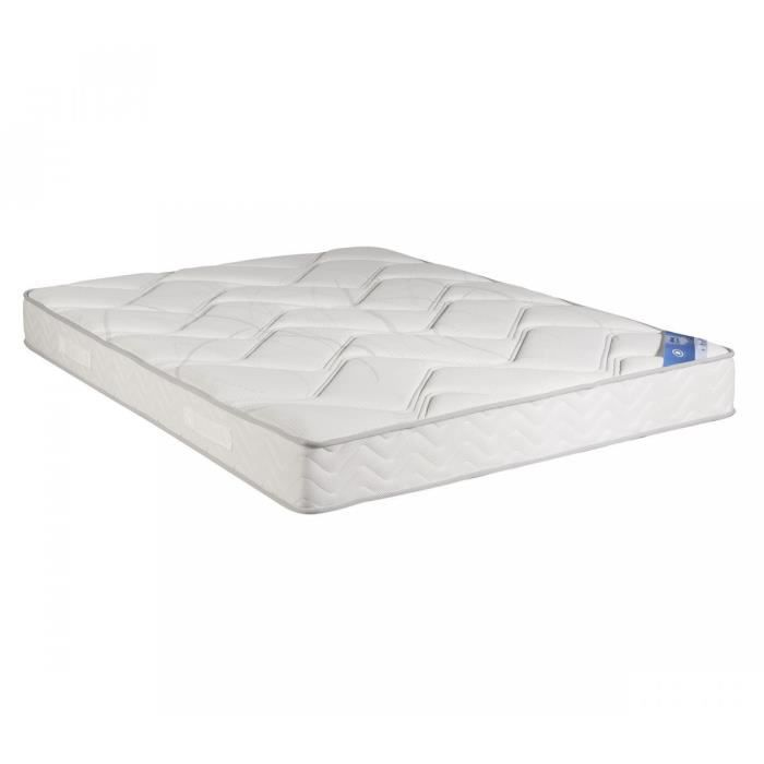 matelas someo tamise luxe 140x190 achat vente matelas cdiscount. Black Bedroom Furniture Sets. Home Design Ideas