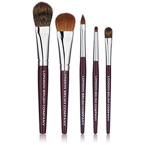 london brush company coffret de pinceaux de maquillage classic travel achat vente pinceaux. Black Bedroom Furniture Sets. Home Design Ideas