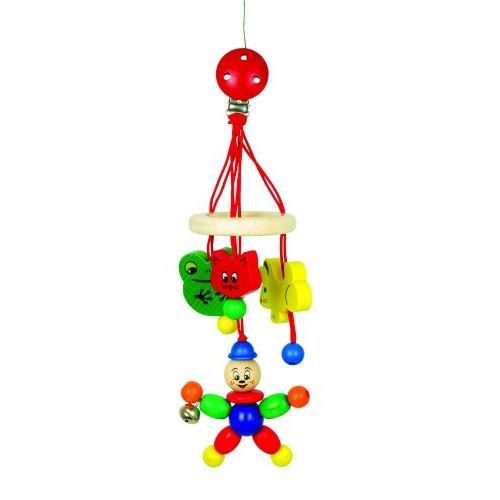 mobile pour enfant clown achat vente mobile 4025356207558 cdiscount. Black Bedroom Furniture Sets. Home Design Ideas