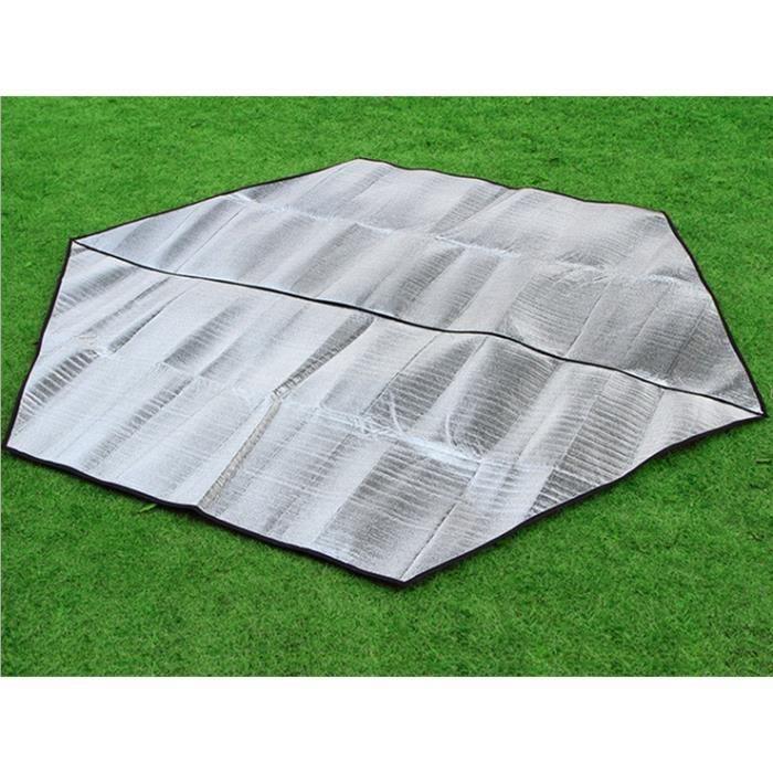 tapis hexagonales ext rieur herbe epaisse natte de pique nique camping mat tente tapis de sol l. Black Bedroom Furniture Sets. Home Design Ideas