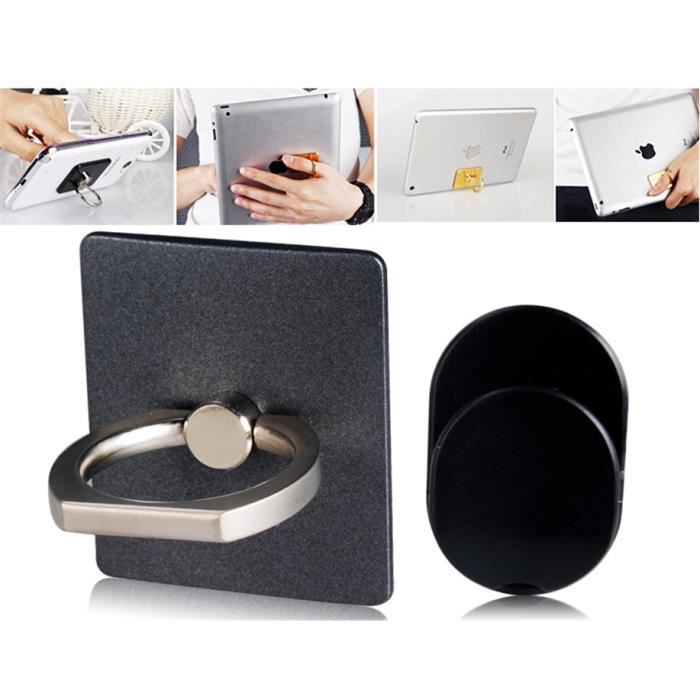 T l phone portable ring stent doigt poign e support for Support telephone portable