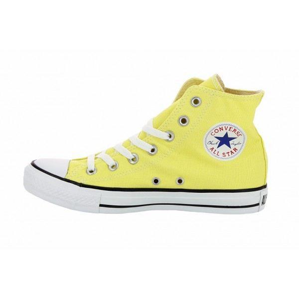 55c45a87622e9 converse jaune et noir - Akileos