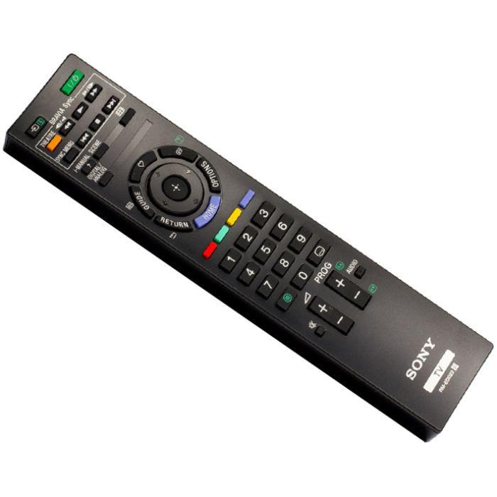 t l commande rm ed022 sony t l commande tv avis et prix pas cher cdiscount. Black Bedroom Furniture Sets. Home Design Ideas
