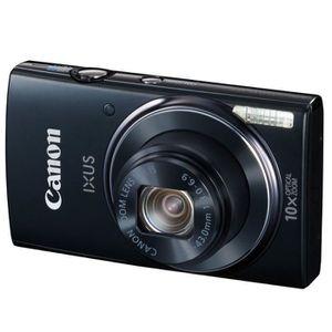CANON Ixus 155 Compact Noir - CCD 20MP Zoom 10x