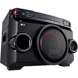 LG OM4560 Chaîne Hi-fi Mini Bluetooth