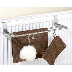 sechoir radiateur achat vente sechoir radiateur pas cher cdiscount. Black Bedroom Furniture Sets. Home Design Ideas