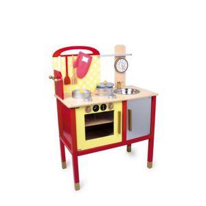 Ustensile cuisine jouet en bois achat vente jeux et for Cuisine bois toys r us