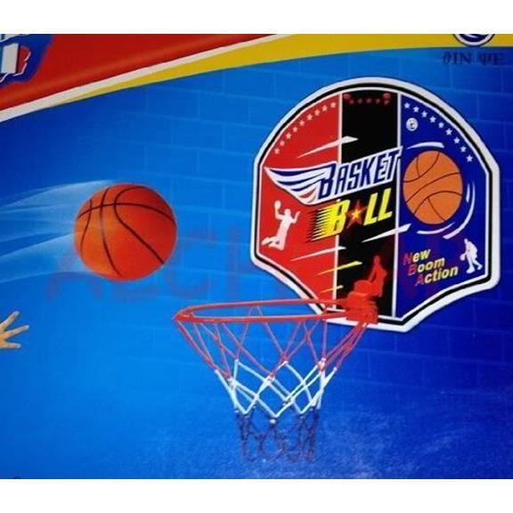 panier de basket pour chambre 22cm ballon pompe achat vente ballon b ton sauteur. Black Bedroom Furniture Sets. Home Design Ideas